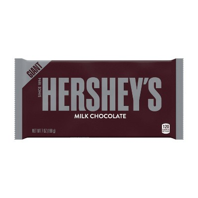 Hershey's Milk Chocolate Family Giant Bar - 7oz