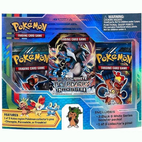 Pokemon Black and White Chespin Pin Pack - image 1 of 1