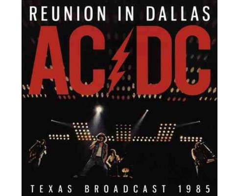 Ac & Dc - Reunion In Dallas (CD) - image 1 of 1