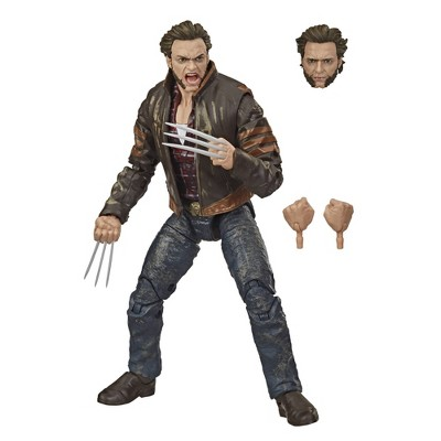 Hasbro Marvel Legends Series Wolverine Action Figure