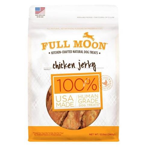 Full Moon Chicken Jerky Dog Treats - image 1 of 3