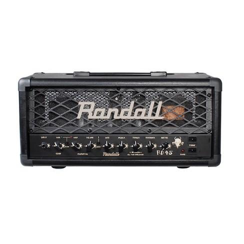 Randall RD45H Diavlo 45W Tube Guitar Head Black - image 1 of 3