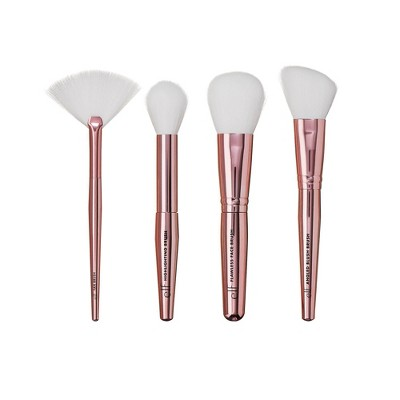 e.l.f. Blush & Glow Brush Kit - 4pc