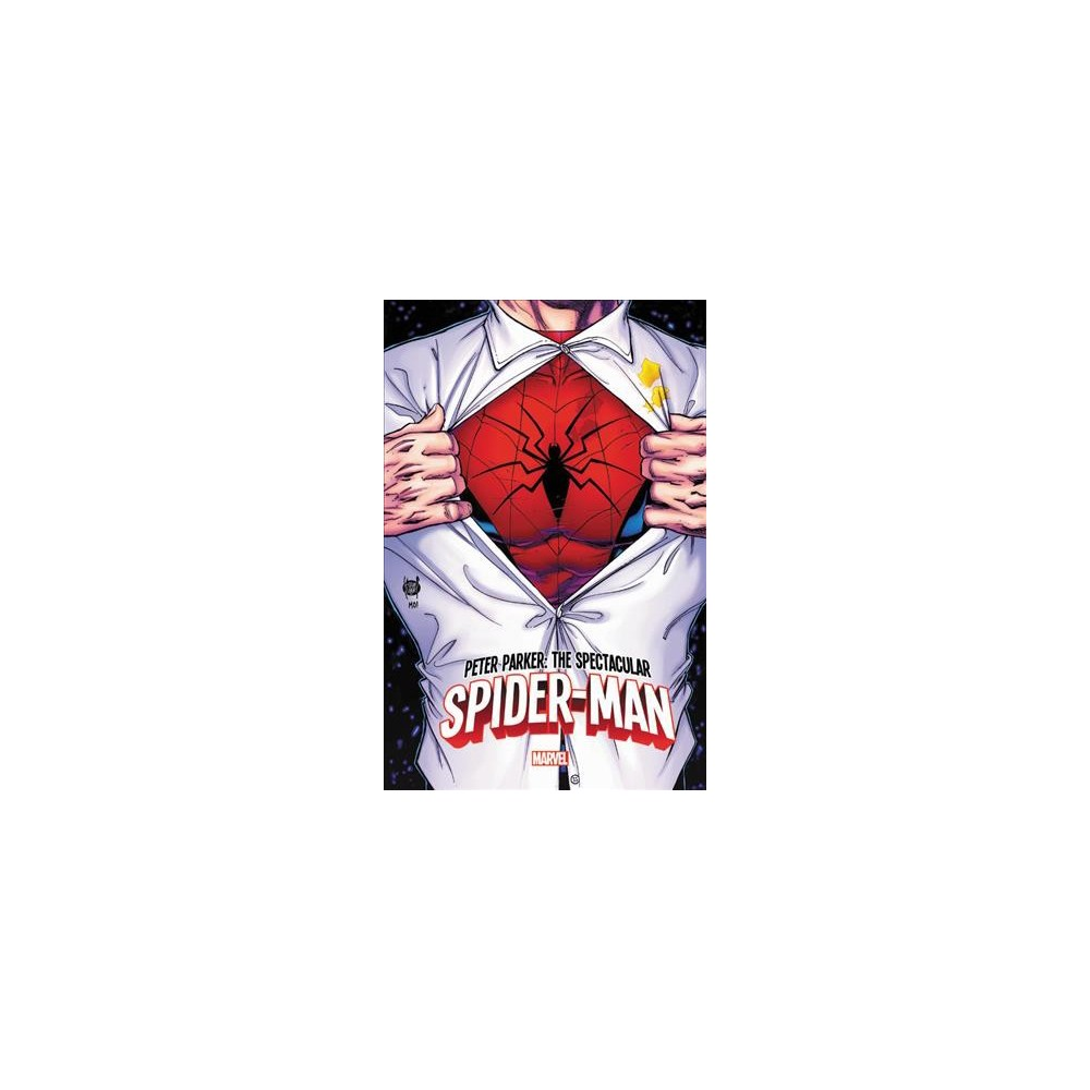 Peter Parker the Spectacular Spider-Man 1 : Into the Twilight - by Chip Zdarsky (Paperback)