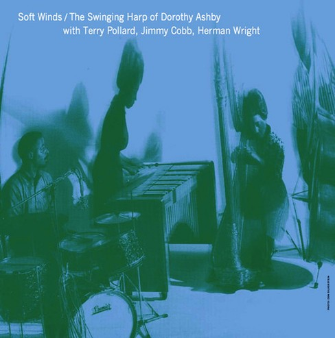 Dorothy Ashby - Soft Winds/Swinging Harp Of Dorothy A (Vinyl) - image 1 of 1
