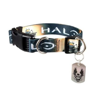 Halo Master Chief Dog Collar