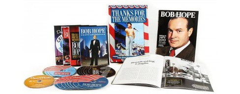 Bob Hope Specials:Thanks For The Memo (DVD) - image 1 of 1
