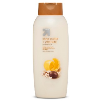 Scented Body Wash - 24oz - Up&Up™ (Compare to St Ives Oatmeal and Shea Butter Body Wash)