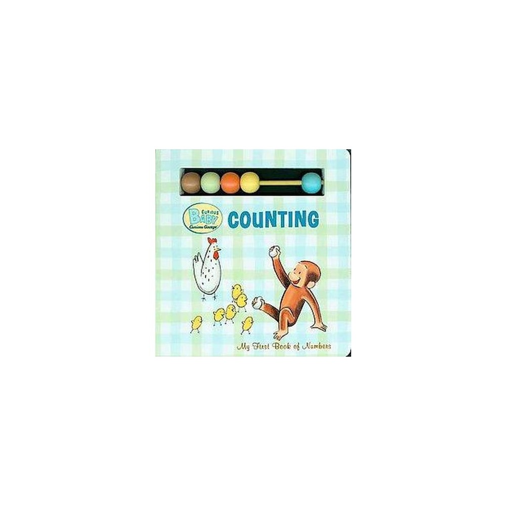 Curious Baby Counting ( Curious George) (Board) by H. A. Rey