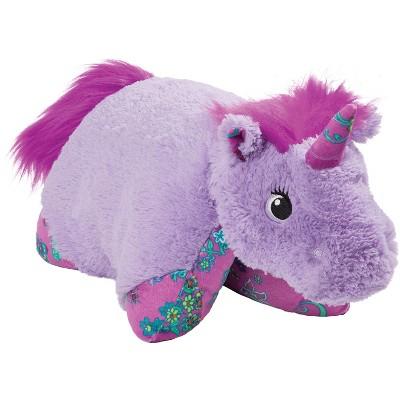 Lavender Unicorn Plush - Pillow Pets
