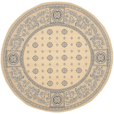Courtyard CY1356 Power Loomed Indoor/Outdoor Rug  - Safavieh