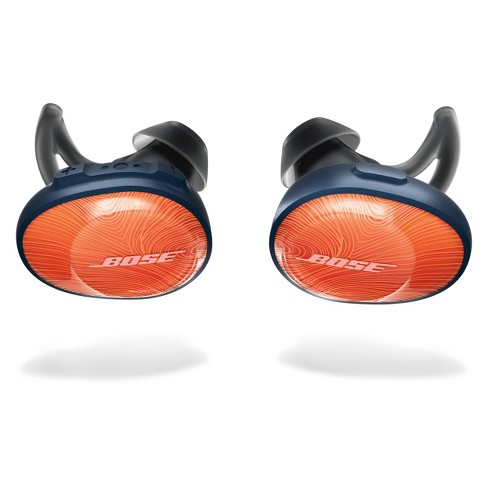 b3ed872c1dbe91 Bose SoundSport Free True Wireless Earbuds - Orange : Target