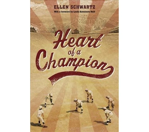 Heart of a Champion (Reprint) (Paperback) (Ellen Schwartz) - image 1 of 1