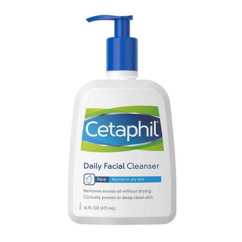 Cetaphil Normal to Oily Skin Daily Face Wash - 16oz - image 1 of 4