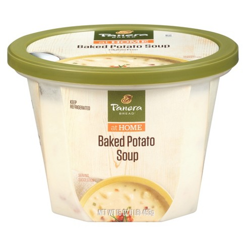 Panera Bread Baked Potato Soup - 16oz - image 1 of 3