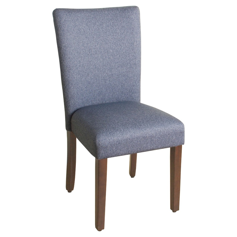 Parsons Chair Blue - HomePop was $104.99 now $78.74 (25.0% off)