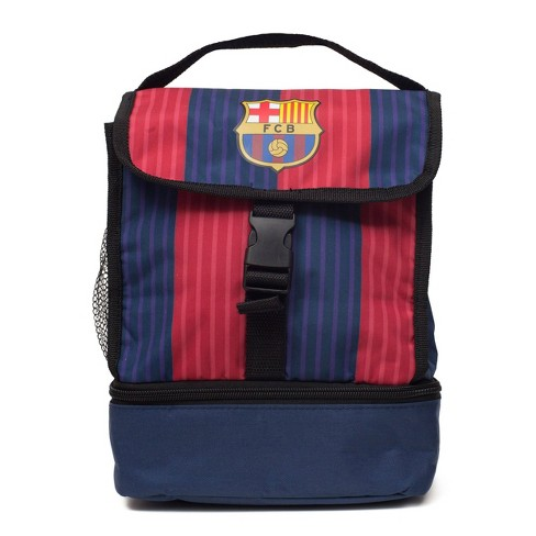 FIFA FC Barcelona Buckled Lunch Tote - image 1 of 3