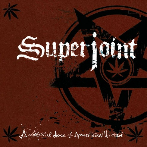 Superjoint Ritual - Lethal Dose of American Hatred (Vinyl) - image 1 of 1