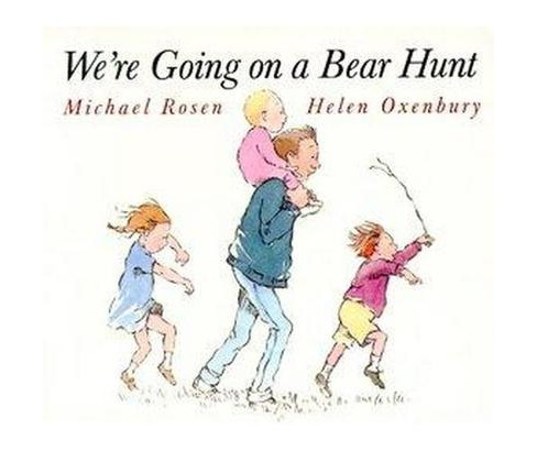 We're Going on a Bear Hunt ( Classic Board Books) by Michael Rosen - image 1 of 2