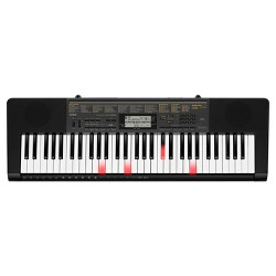 Casio Lighted Keyboard with Application Integration LK265 - Black
