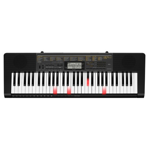 Casio Lighted Keyboard with Application Integration LK265 - Black - image 1 of 4