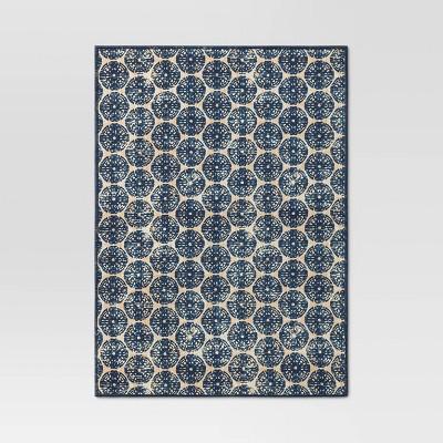 Cotton Medallion Print Placemat - Threshold™