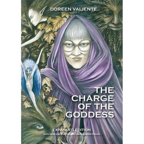 The Charge of the Goddess - The Poetry of Doreen Valiente - (Paperback) - image 1 of 1