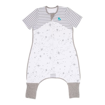 Love To Dream Sleep Suit 1.0 TOG - White - 6-12M