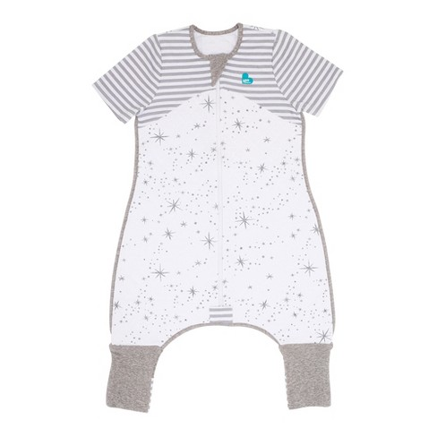Love To Dream Sleep Suit 1.0 TOG - White - 6-12M - image 1 of 5