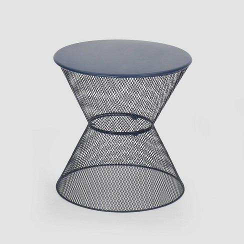 Nevada Iron Modern Side Table - Christopher Knight Home - image 1 of 4
