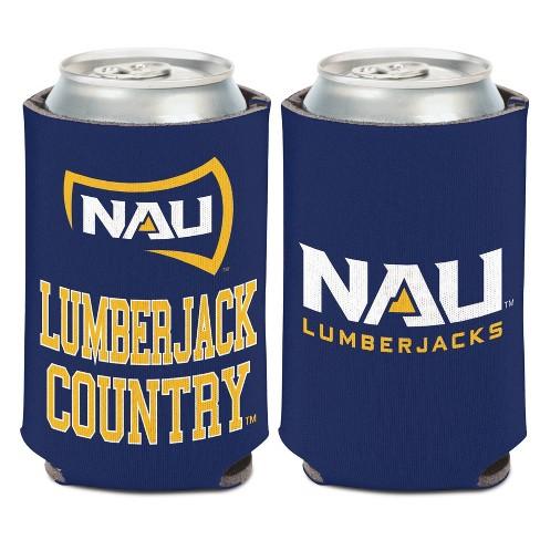 NCAA Northern Arizona Lumberjacks Slogan Can Cooler - image 1 of 1
