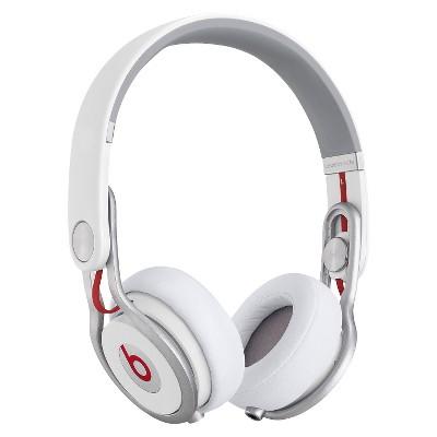 Beats Colr Mixr Headphones – White – Target Inventory