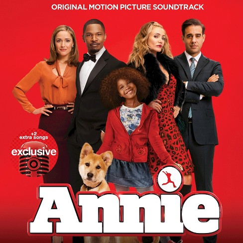 Annie Soundtrack (Deluxe Edition) - Target Exclusive - image 1 of 1