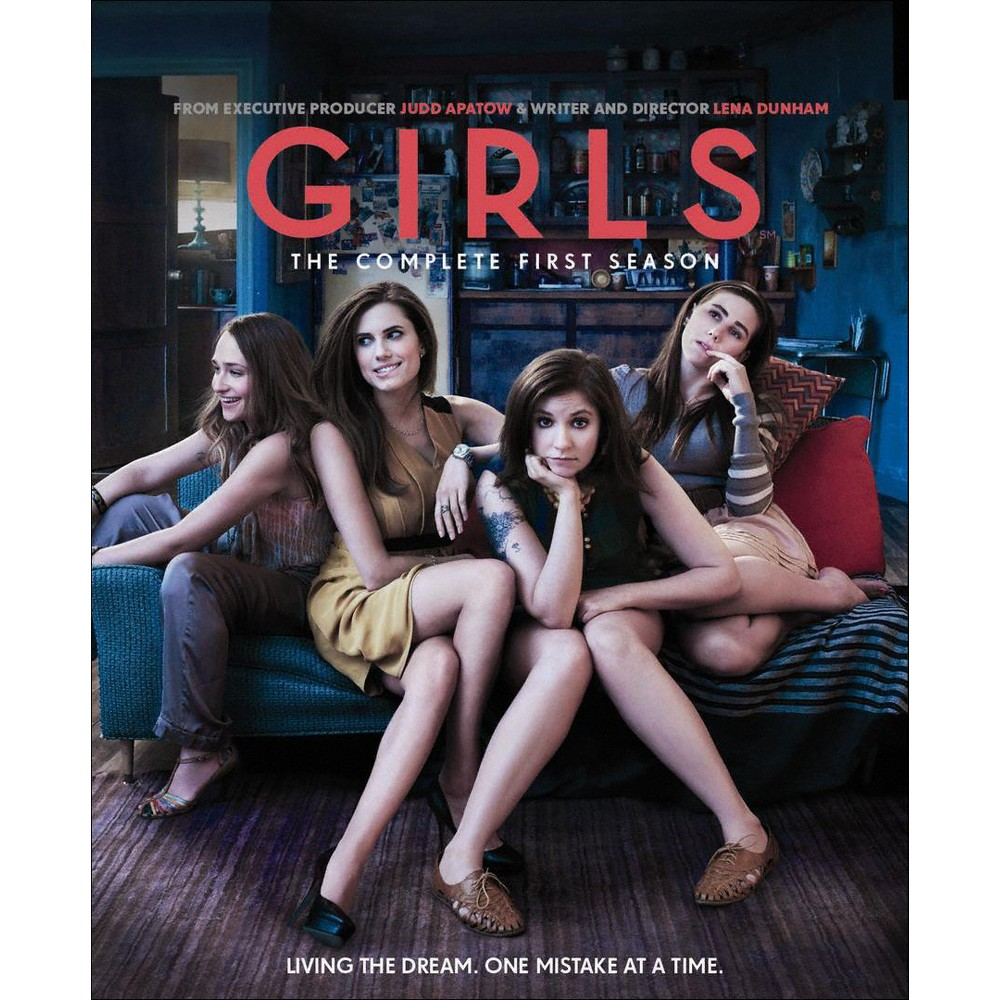 Girls: The Complete First Season [2 Discs]
