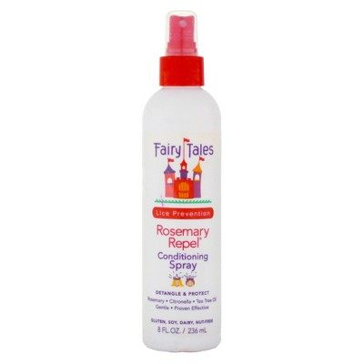 Shampoo & Conditioner: Fairy Tales Lice Prevention Conditioning Spray
