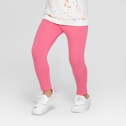 42a241a6ec27c Toddler Girls' Leggings - Cat & Jack™ Pink : Target