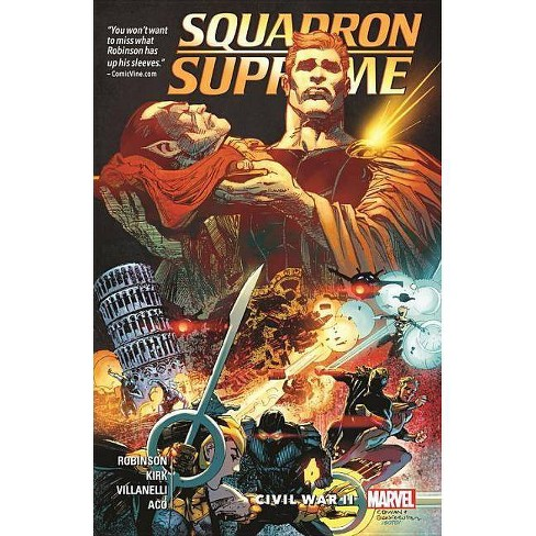 Squadron Supreme, Volume 2 - (Paperback) - image 1 of 1