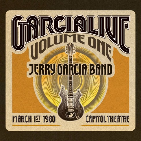 Garcia, Jerry Band - Garcialive Vol. 1 Capitol Theater (CD) - image 1 of 2