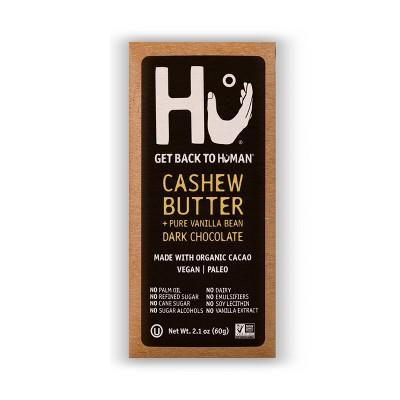 Hu Cashew Butter + Pure Vanilla Bean Dark Chocolate - 2.1oz
