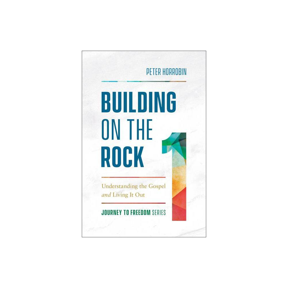 Building On The Rock Journey To Freedom The African American Library By Peter Horrobin Paperback