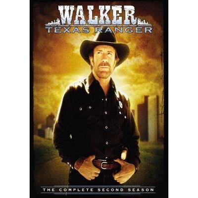 Walker, Texas Ranger: The Complete Second Season (DVD)(2007)