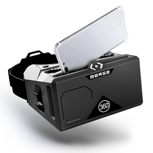 Merge Virtual Reality/Augmented Reality Goggles - Gray - image 1 of 5