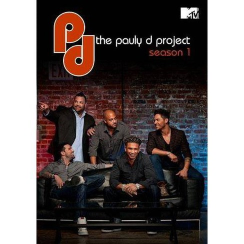 The Pauly D Project: Season 1 (DVD) - image 1 of 1