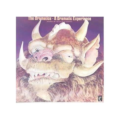 Dramatics - Dramatic Experience (CD) - image 1 of 1