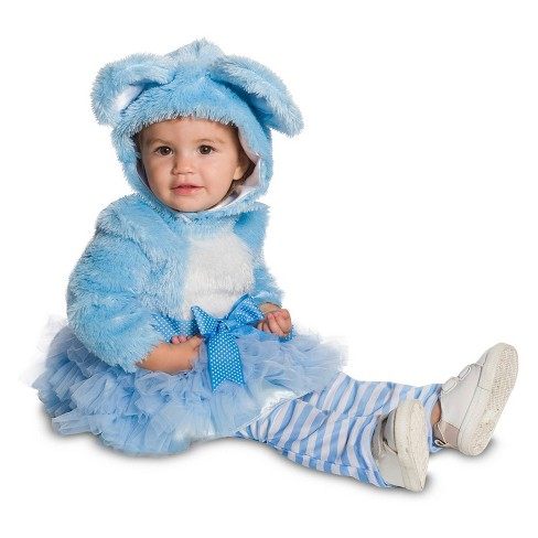 Baby Blue Bear Halloween Costume 6-12M - image 1 of 1