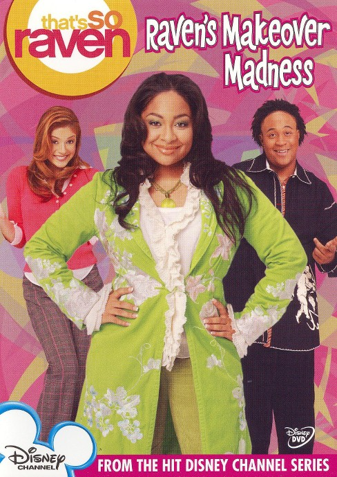 That's So Raven: Raven's Makeover Madness (dvd_video) - image 1 of 1