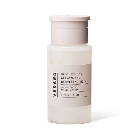 Versed Baby Cheeks All In One Hydrating Milk - 4 fl oz - image 1 of 3