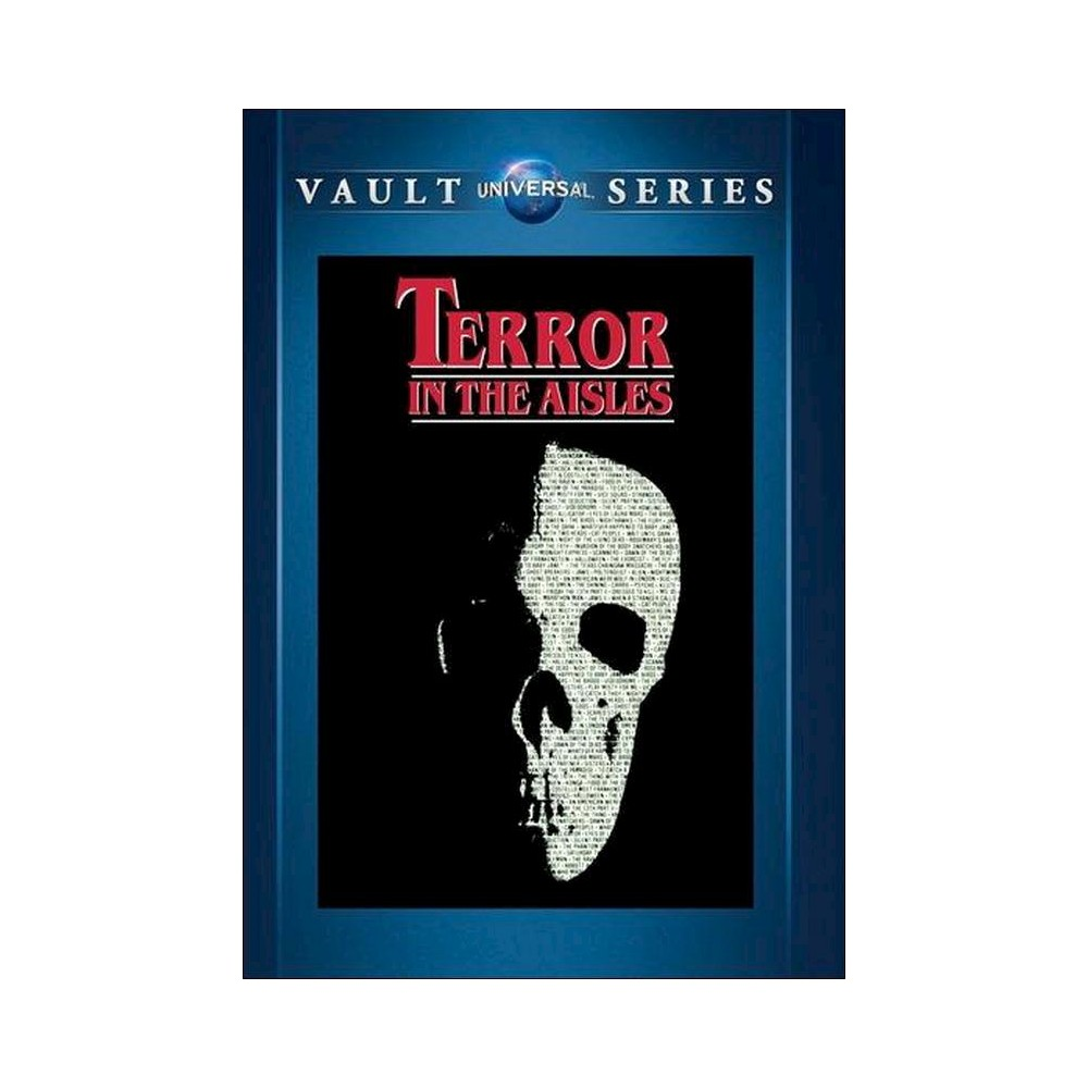 Terror In The Aisles (Dvd)