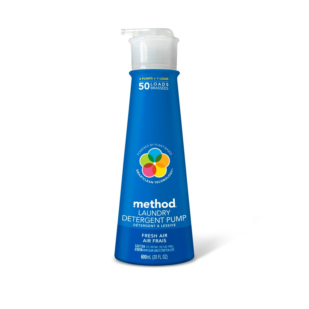 method Fresh Air Laundry Detergent Pump - 20 fl oz
