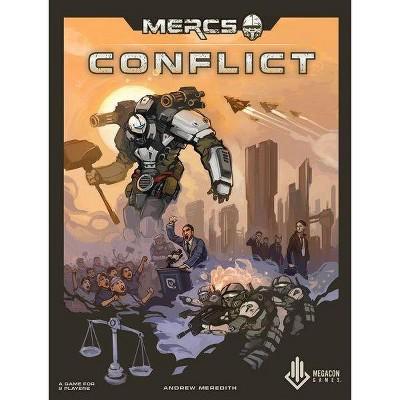 MERCS - Conflict Board Game
